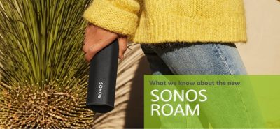 What we know about the new Sonos Roam