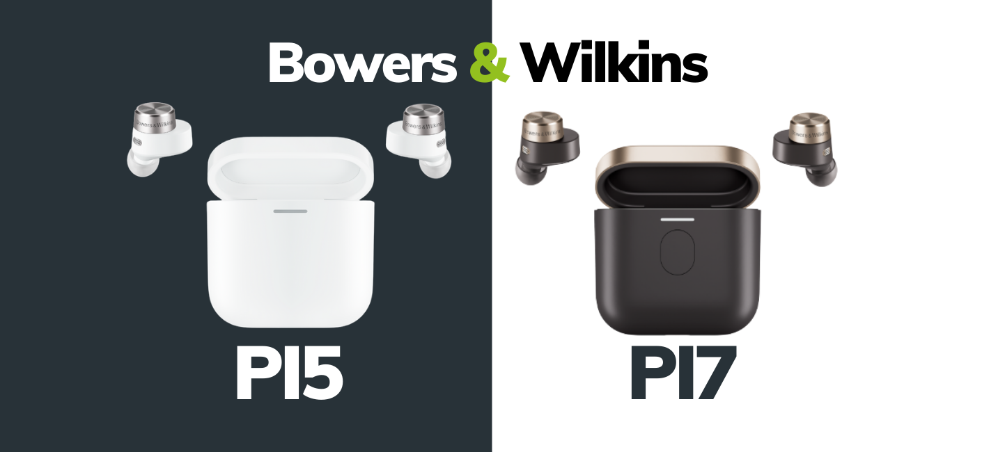 First Look at Bowers & Wilkins PI7 and PI5 In-Ear Headphones