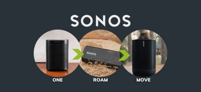 Sonos One vs Sonos Roam vs Sonos Move: What's The Difference?