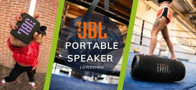 Which JBL Portable Speaker is right for me?