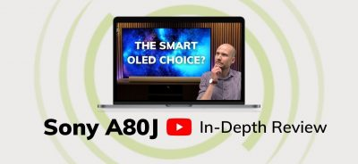 Sony A80J Review: 2021 OLED