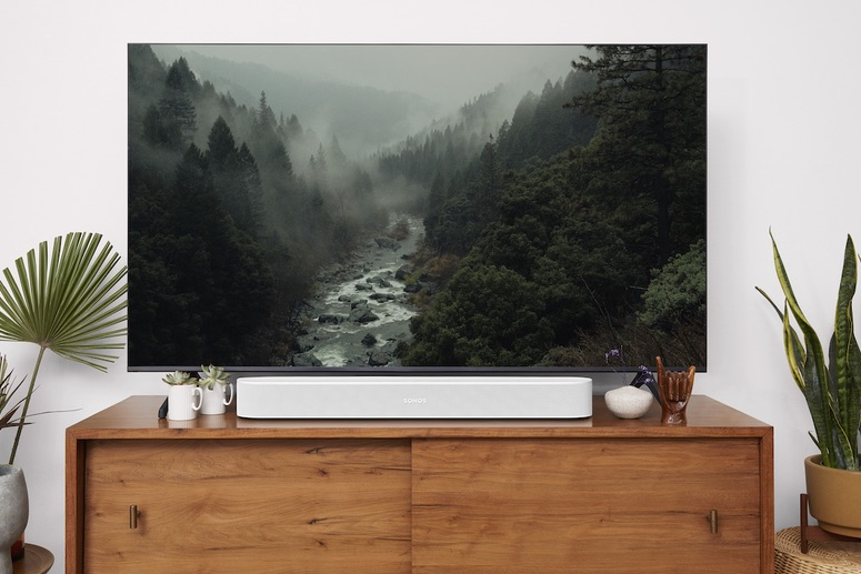 Sonos Beam Gen 2 Lifestyle TV