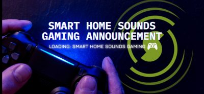 Loading: Smart Home Sounds Gaming...