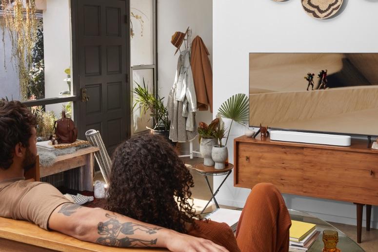 Sonos Beam G2 Surround Lifestyle